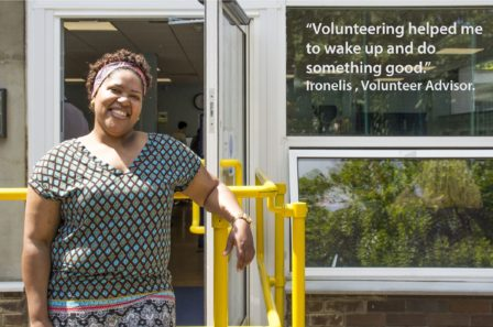 lewisham volunteer
