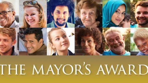 Lewisham Mayor's Award for Volunteering