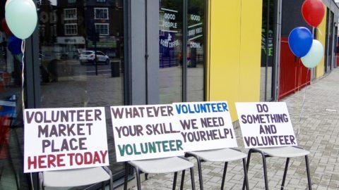 Volunteer Market Place @ Good Hope Cafe