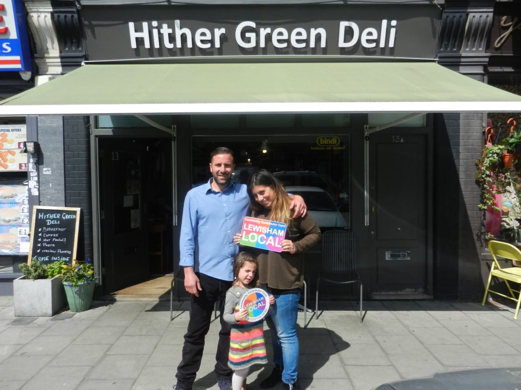 Hither Green Deli Lewisham Local