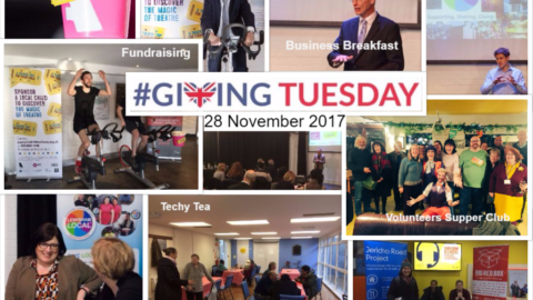#GivingTuesday 2017 – What happened?