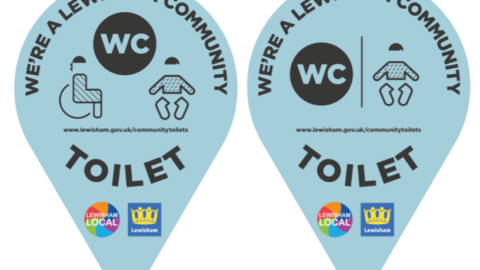 Lewisham Community Toilets, now live!
